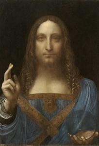 Salvatore Mundi